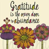 GratitudeAbundance