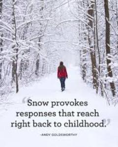 SnowChildhood