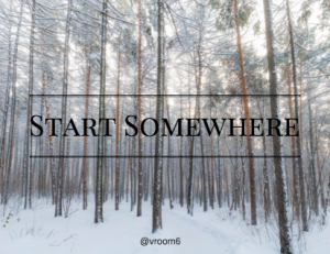 StartSomewhere